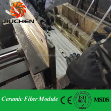 ceramic fiber block anchor for kiln