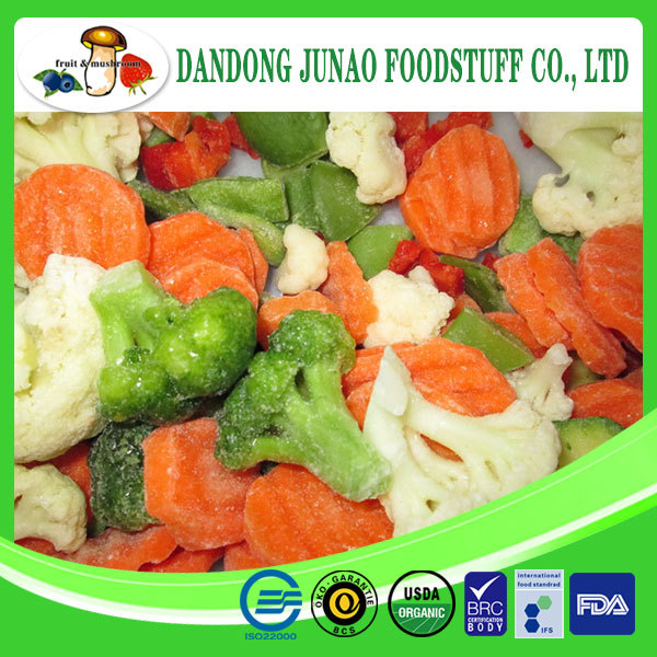 frozen import vegetables and fruits from China