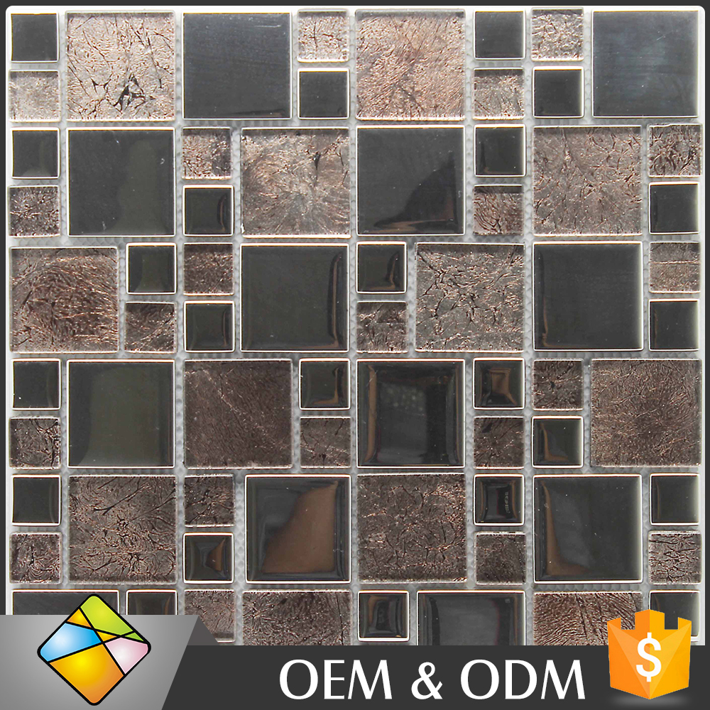 China Glass Mosaic New Innovation Decorative Building Material For Bathing Room,Swimming Pool,Coffee Shop Decoration