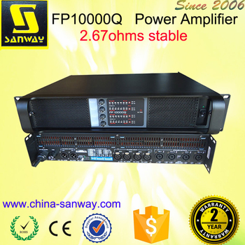 FP10000Q 2100W 4 Channel Stereo Professional Power Amp