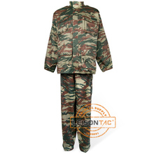 Military BDU Uniform adopts 100% cotton (treat with special technology) to avoid shrinking and with permanent press function