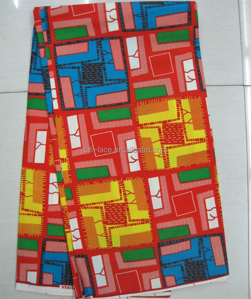 Latest african styles super wax print fabric african hollandis wax H919 100% cotton