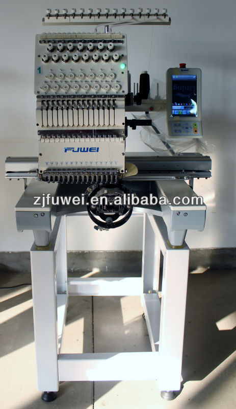 Single Head Cap Embroidery Machine for sale(FW1501N)