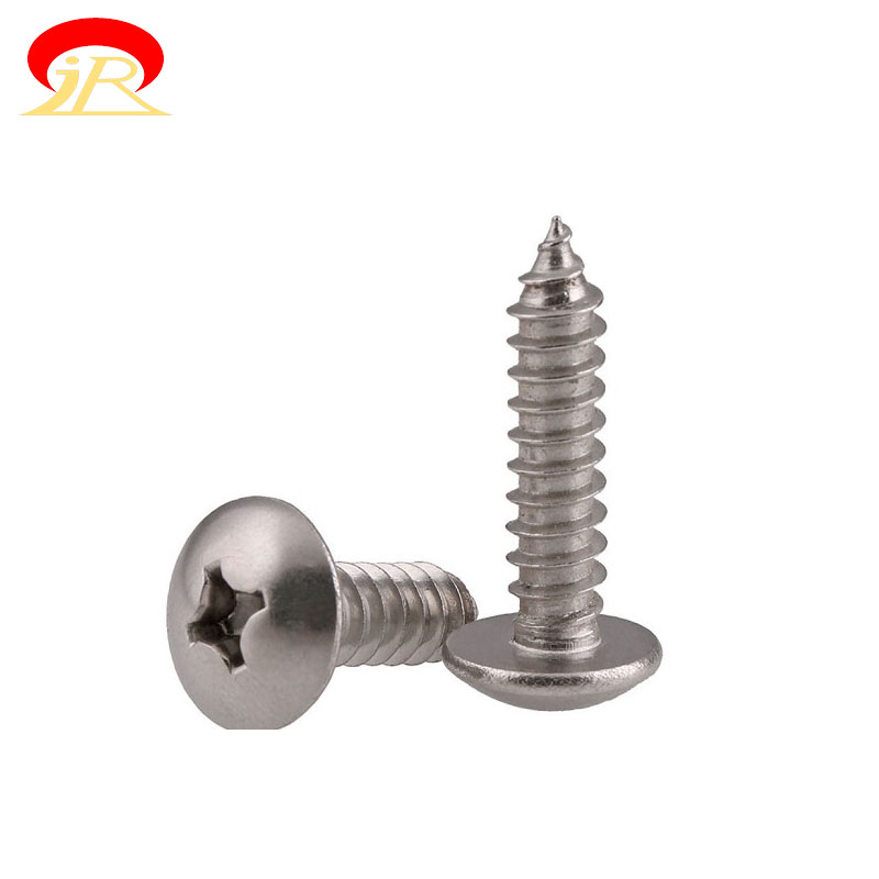 1mm Micro Screws with Phillips Socket Pan Head and Hot Sale Factory Price Carbon Steel Zinc Plated Electronic Screws