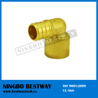 Copper Pipe Fitting Pex Barbed Elbow Lead Free