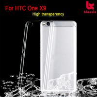 Mobile phone back case skin cover for HTC One X9, hard plastic cell phone case for One X9