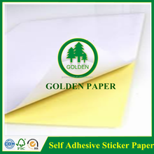A4 printing paper for self adhesive sticker paper in roll