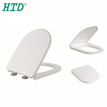 Personalized Design superior grade Hygienic Soft Close Toilet Bidet Seat Plastic Toilet Lid Cover