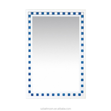 Wholesale 4 Or 5 mm Thickness Silver MIrror In Bathroom
