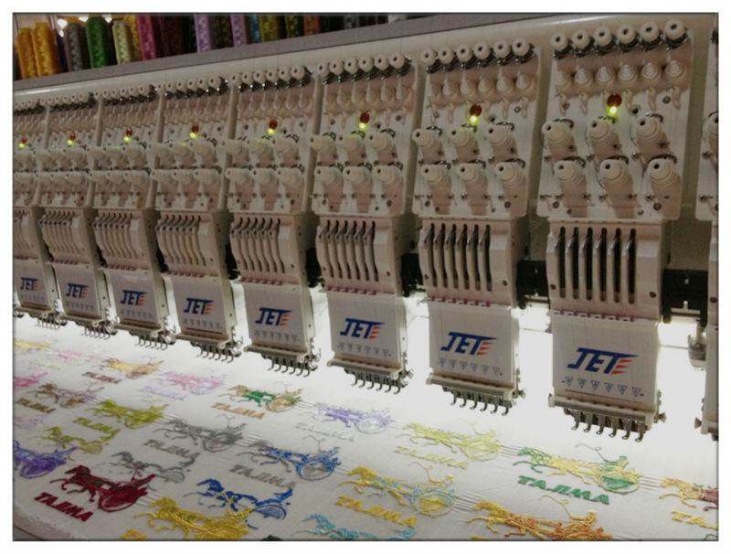 Galaxy 45 heads Flat computerized Embroidery Machine price in india
