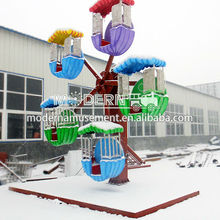 2015 hot sale used ferris wheel outdoor play equipment
