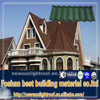 High quality antique metal roof tiles /roof tile paint /spanish roof tiles