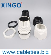 M30*1.5 PG/PVC/Nylon Waterproof Cable Gland