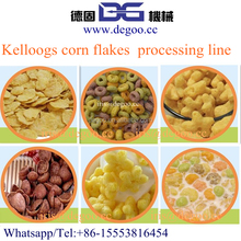Nestle kelloggs corn flakes and cereals multi-purpose machinery manufacturer with CE certificated