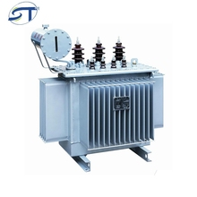 Brand Electrical Equipment 500Kw Oil Immersed Transformer