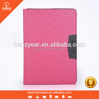 2015 Multicolored PU tablet case for iPad5