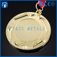 custom metal blank souvenir running winner zinc alloy medal