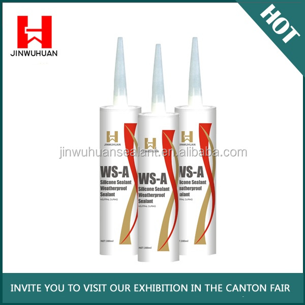 JWH-WS-A-18 Neutral Silicone Sealant/ Glass Sealant