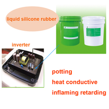 Electrically Conductive Silicone Rubber with Excellent Inflaming Retarding Feature
