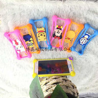 Factory wholesale lovely universal silicone phone cover for mobile phone case