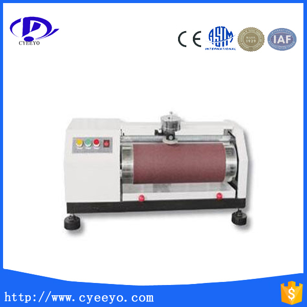 rubber rotary drum abrader