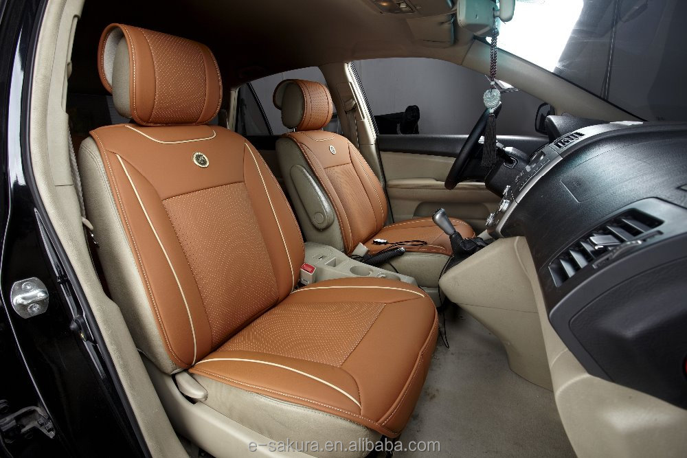 factory offer hot selling universal leather car seat cover for mazda 3 buy leather car seat. Black Bedroom Furniture Sets. Home Design Ideas