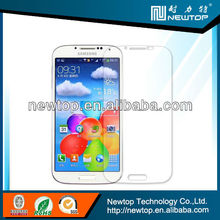 2014 new arrival samsung s4 screen guard,excellent quality and decent price