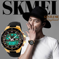 2016 skmei 1016 custom watches for man