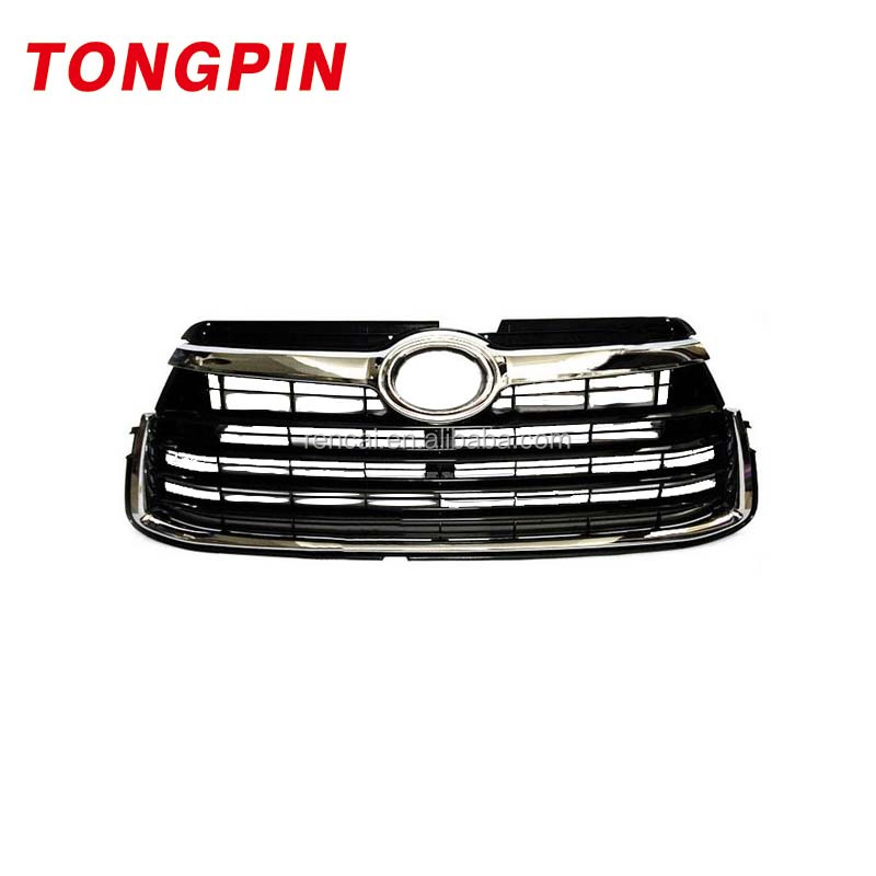 Car accessories Grille for Toyota Highlander 2015
