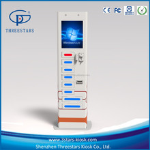 cell phone charging kiosk self pay mobile charging station
