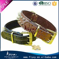 Factory Best-Selling padded dog collar