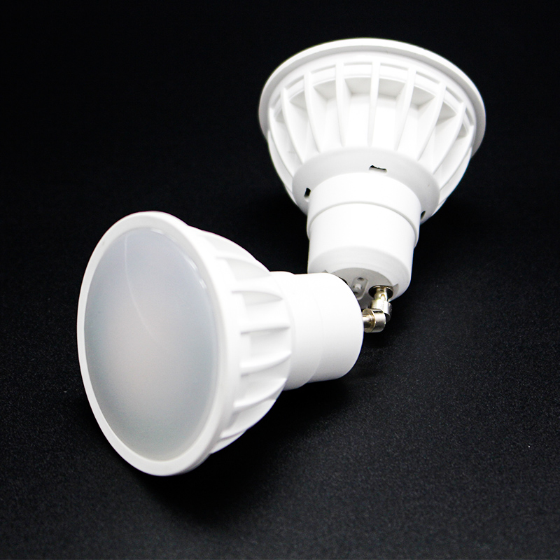 4W aluminum gu10 led spot light,2.4g rf remote spotlight