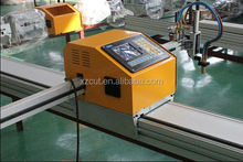 LCD screen plasma mild steel automatical cutting machine