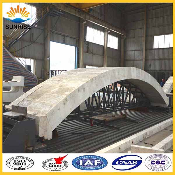 fused cast azs brick for refractory crowns brick of glass furnace