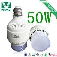 E27 50w SMD3030 high brightness led bulb replace 500w halogen bulb light