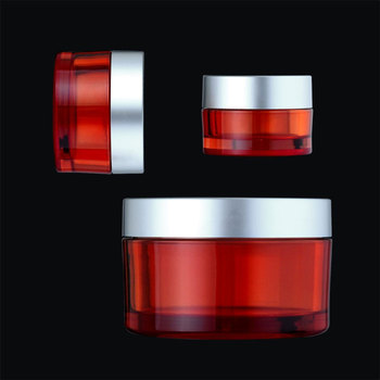 Wholesale High Quality Plastic Cosmetic Cream Jar