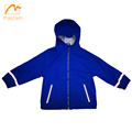 PU Raincoat PU Rain Jacket for Boy
