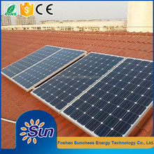 Roof mounting home high efficient 3000W Solar System,solar energy system