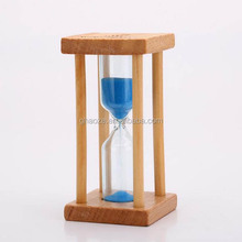 Cheap 5 Minutes Wood Square Sand Timer Factory