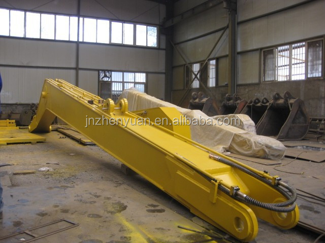 PC360 Excavator parts 22 meters Long reach boom ,arm and bucket for PC360 excavator