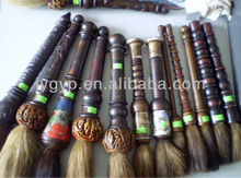 Artistic Chinese antique wooden writing brush pen , paint brush