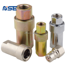 HSP Cupla Series hydraulic quick release couplingJanpanese type QRC coupler