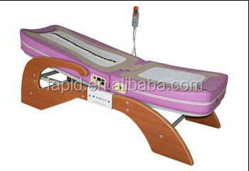 2015 new design hot stone massage bed