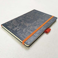 Wholesale Writing Hardcover Diary Notebook With Elastic Band