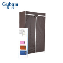 Decorative canvas wardrobe cabinet moving boxes used furniture small cupboard for clothes