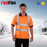 reflective safety t-shirt compression machine