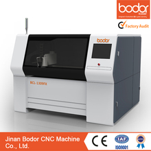 leather small metal fiber cnc leather laser cutting machine