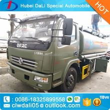 fuel tanker truck capacity 5000liter right hand drive