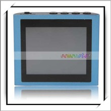 4GB 1.8 Inch Cheap MP4 Player With Touch Screen FM Function