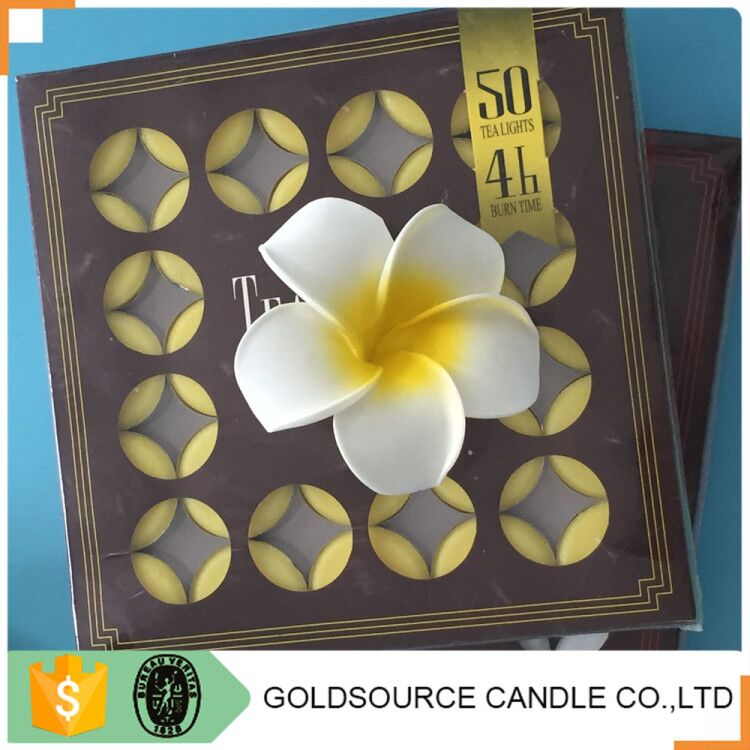 Direct Candle Factory Producing Soy Wax With Candle Tin